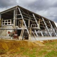 bouw kwekerij 1995